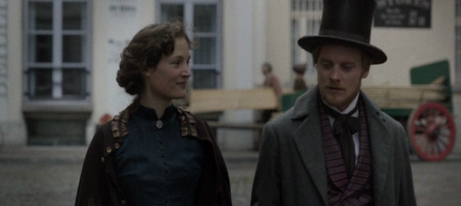 The Young Karl Marx (7)